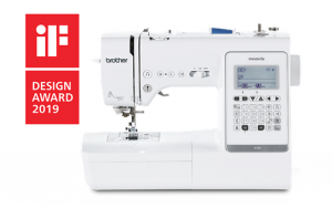 The Lorna Knight Sewing Academy Innov-is A150